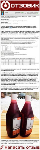 Отзыв о Цепь Stihl для ручной бензопилы - Крепкая, острая, долговечная цепь - на сайте «Отзовик»