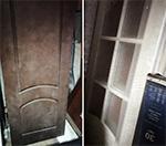 Несколько видов межкомнатных дверей по пятьсот рублей - распродажа неликвидов