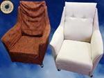 Мастерская «Перетяж-К.ам» - реставрация автокресел и мягкой мебели - диванов, кресел и стульев