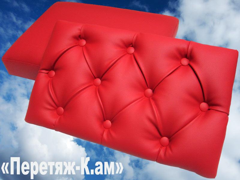 Каретная стяжка - один из способов декорирования мебели.