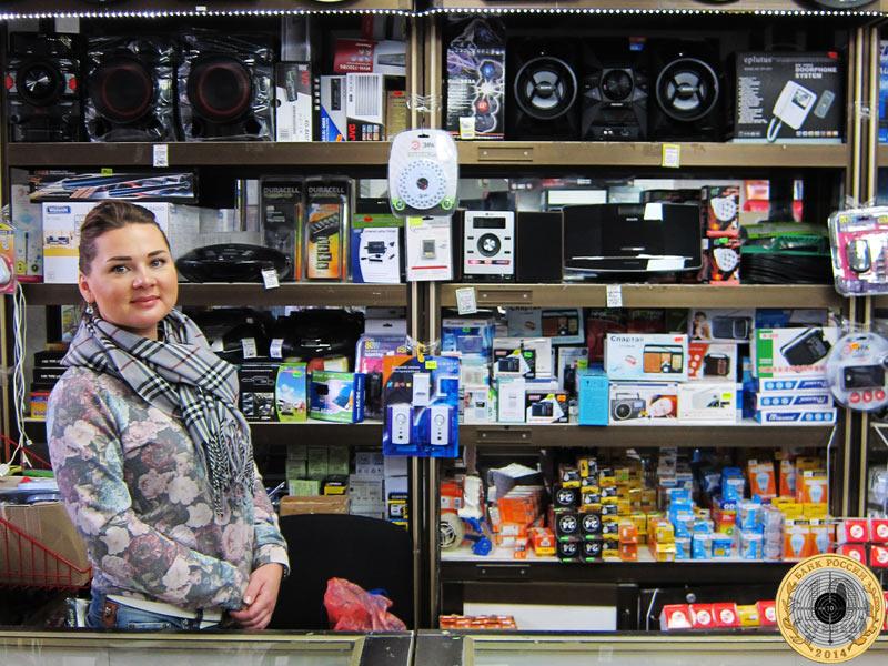 В магазине Альтаир очень симпатичные и приветливые продавщицы