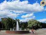 Красногорск своей окраиной касается Новорижского шоссе там, где его пересекает Ильинское