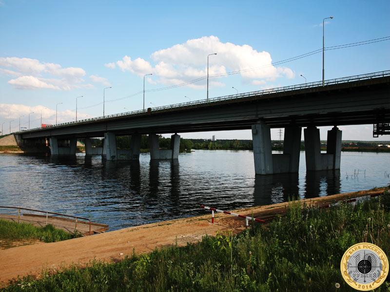 Мост над Москва-рекой