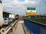 Новорижское шоссе - съезд с МКАД