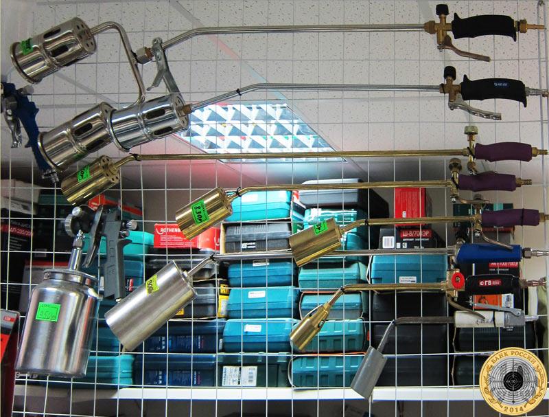 Строительный магазин «СтройМаг» на Красногорском бульваре 17 - Газосварка